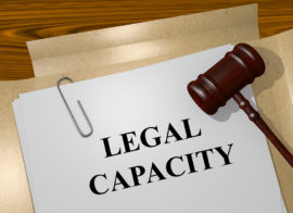 Legal Capacity Assessments